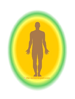 healthy aura
