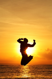 Kundalini jump